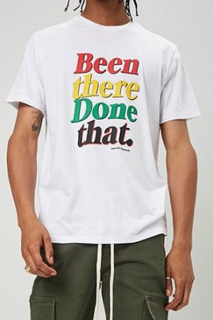 Been There Graphic Tee at Forever 21 , White/multi