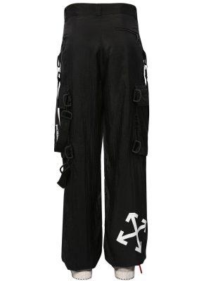 Bondage Techno Cargo Pants