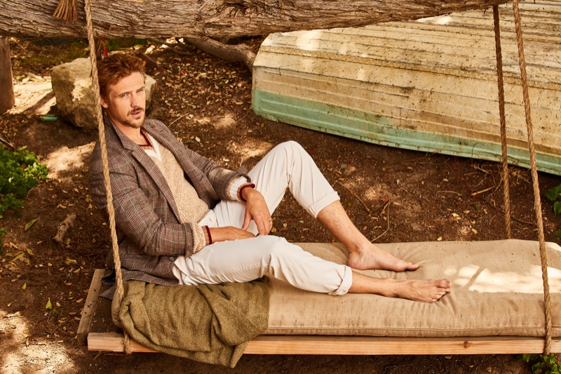 Malibu Weekend: Boyd Holbrook for GQ China