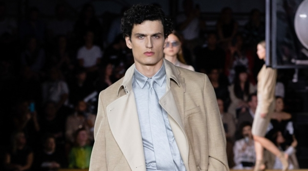 Riccardo Tisci Presents 'Evolution' for Burberry Spring '20 Collection
