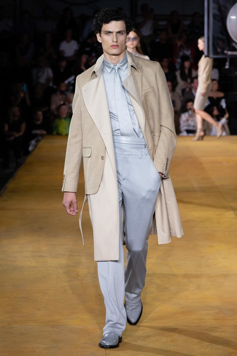 Riccardo Tisci Presents 'Evolution' for Burberry Spring '20 Collection