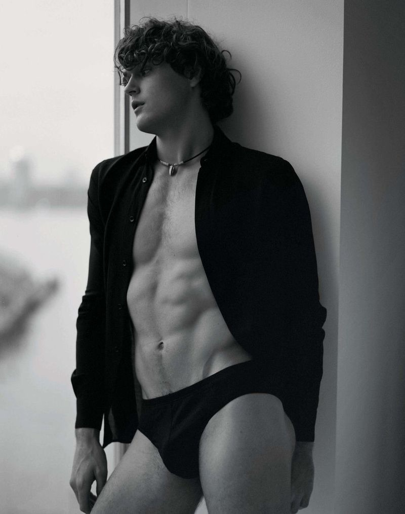 Conor Fay is a 'Boy Toy' for CR Men
