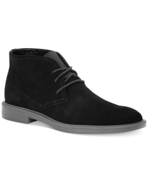 Calvin Klein Ulysses Chukka Boots Men's Shoes