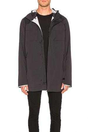 Canada Goose Wascana Jacket in Black