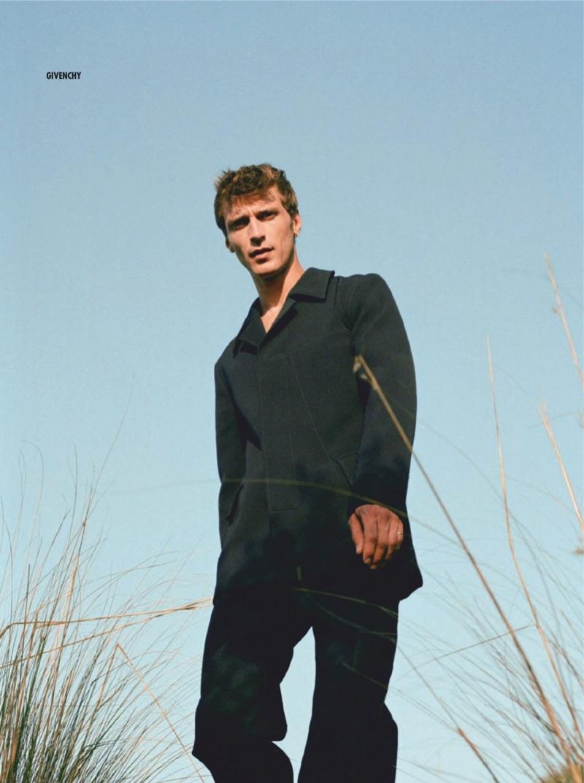 Slow Down Fashion: Clément Chabernaud for Esquire España