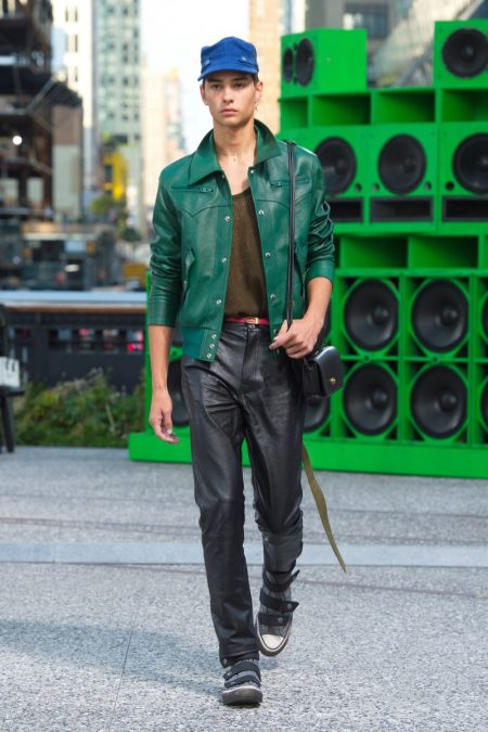 Coach Stages Spring '20 Show at the High Line