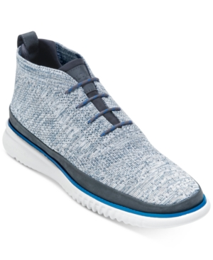 Cole Haan 2.ZeroGrand Stitchlite Chukka Boots Men's Shoes