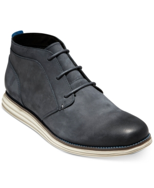 Cole Haan Men's ØriginalGrand Chukka Boots Men's Shoes