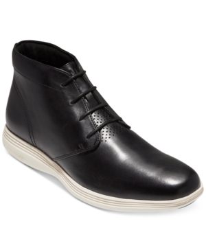 Cole Haan Men's Grand Tour Chukka Boots Men's Shoes