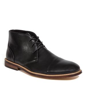 Deer Stags Men's Jayden Lightweight Memory Foam Dress Comfort Classic Cap Toe Chukka Boot Men's Shoes