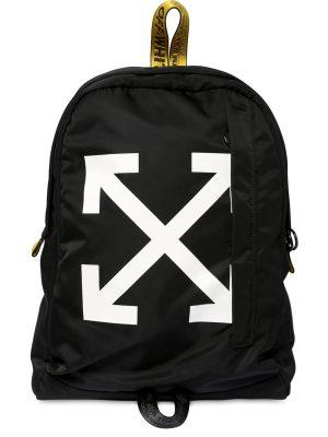 Easy Tech Backpack W/ Logo Webbing