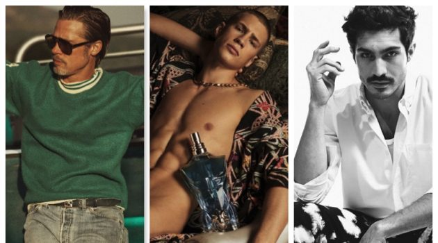 Week in Review: Brad Pitt, JPG Le Beau, Chino Darín for Bowen + More