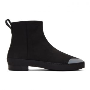 Fear of God Black Sante Fe Chelsea Boots