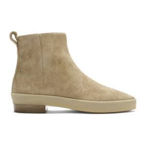 Fear of God Tan Santa Fe Chelsea Boots
