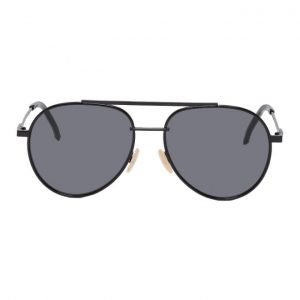 Fendi Black Forever Fendi 0222/S Sunglasses