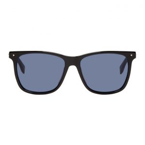 Fendi Black Square Sunglasses