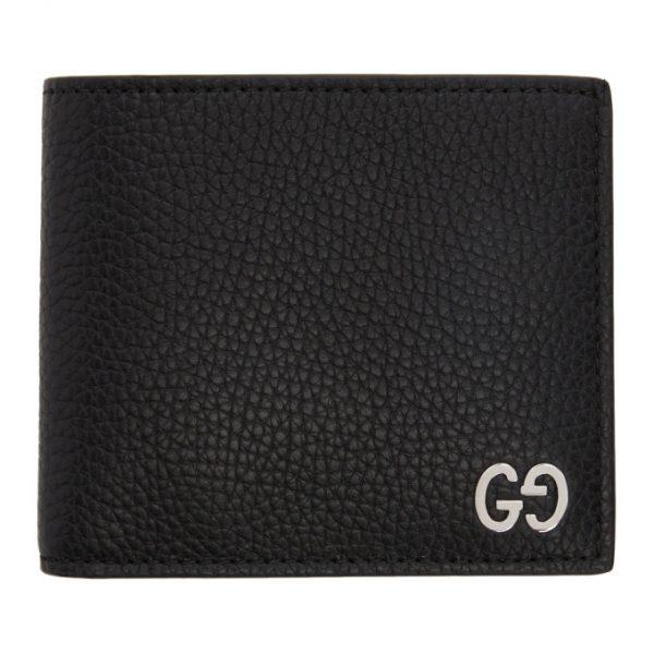 Gucci Black GG Gucci Signature Wallet