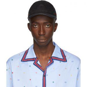 Gucci Black Original GG Cap