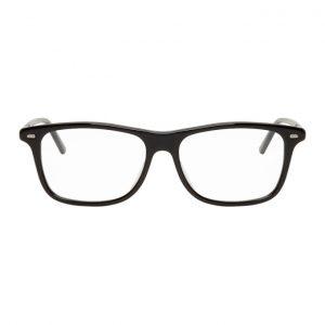 Gucci Black Square Glasses