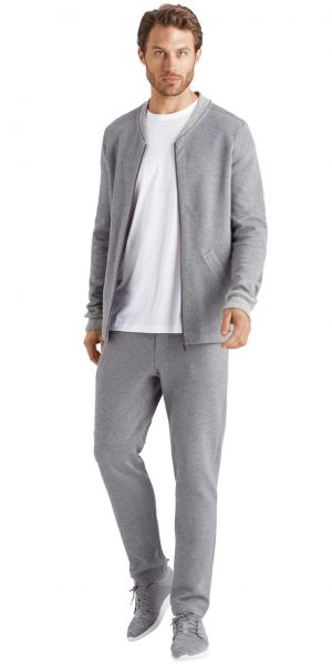 HANRO Neo Pants - Grey Double Face M - 75846