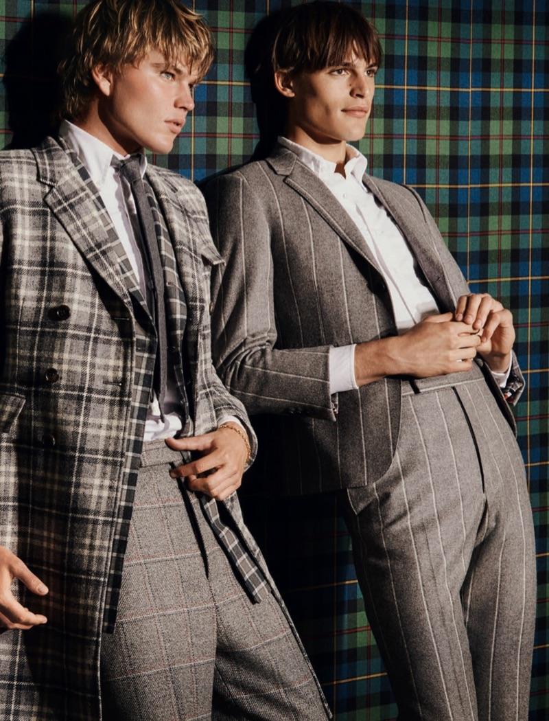 Jordan & Parker Don Fall '19 Designer Style for Holt Renfrew