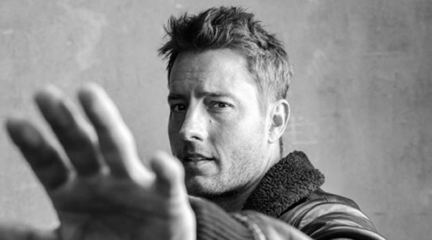 Justin Hartley Stars in Fall Shoot for DuJour Magazine
