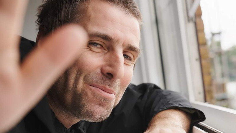 Liam Gallagher stars in a feature for Mr Porter's The Journal.