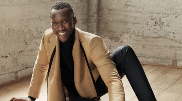 Mahershala Ali stars in Ermenegildo Zegna's fall-winter 2019 campaign.