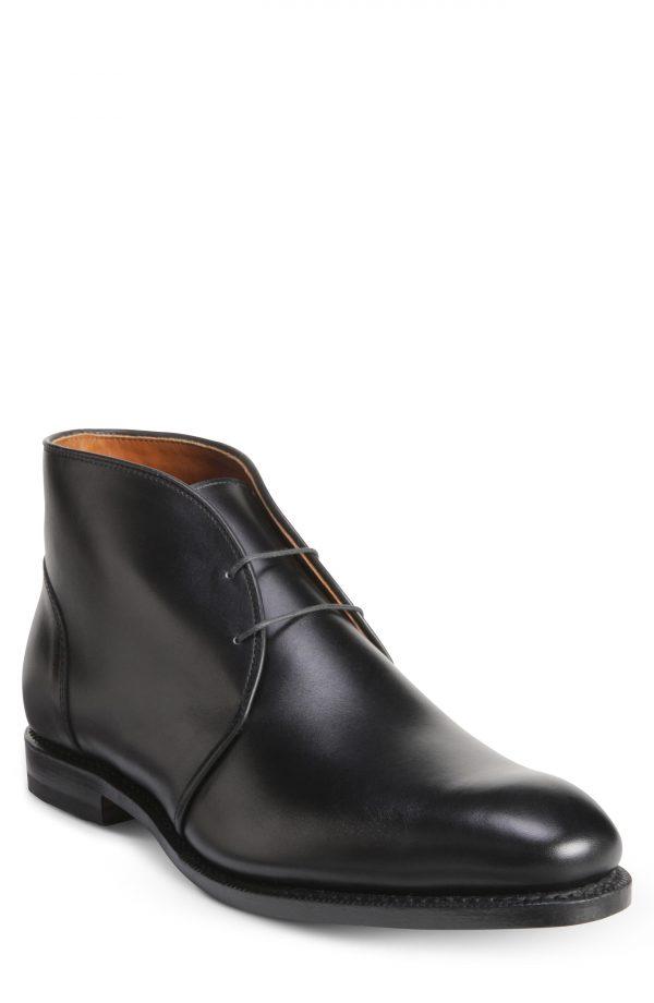 Men's Allen Edmonds Williamsburg Chukka Boot, Size 9.5 EEE - Black