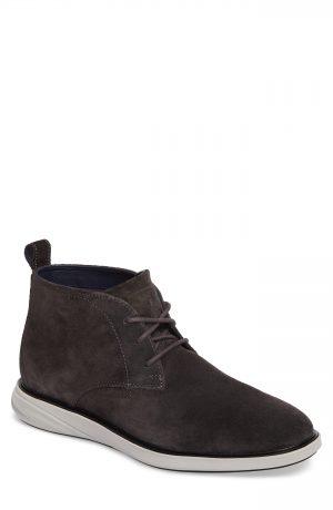 Men's Cole Haan Grand Evolution Chukka Boot, Size 7 M - Grey