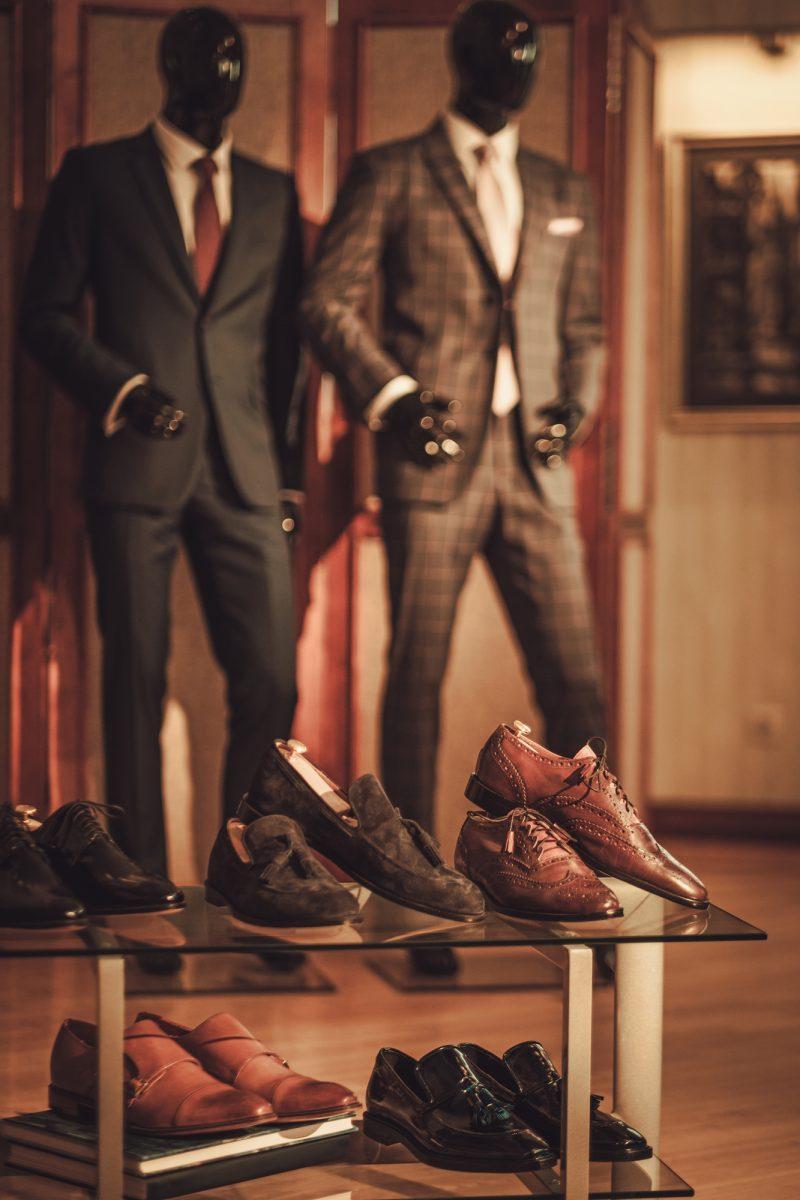 Mens Custom Shoes