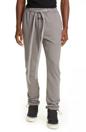 Men's Fear Of God Core Sweatpants, Size Small - Grey