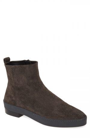 Men's Fear Of God Santa Fe Zip Boot, Size 41 EU - Grey