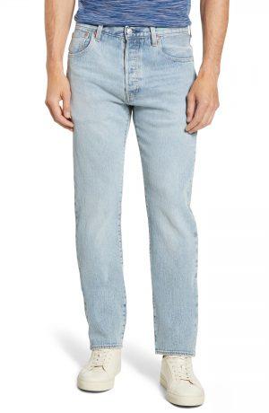 Men's Levi's 501 '93 Straight Leg Jeans, Size 32 x 32 - Blue