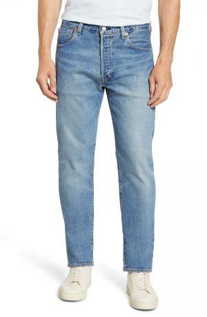 Men's Levi's 501 '93 Straight Leg Jeans, Size 33 x 32 - Blue