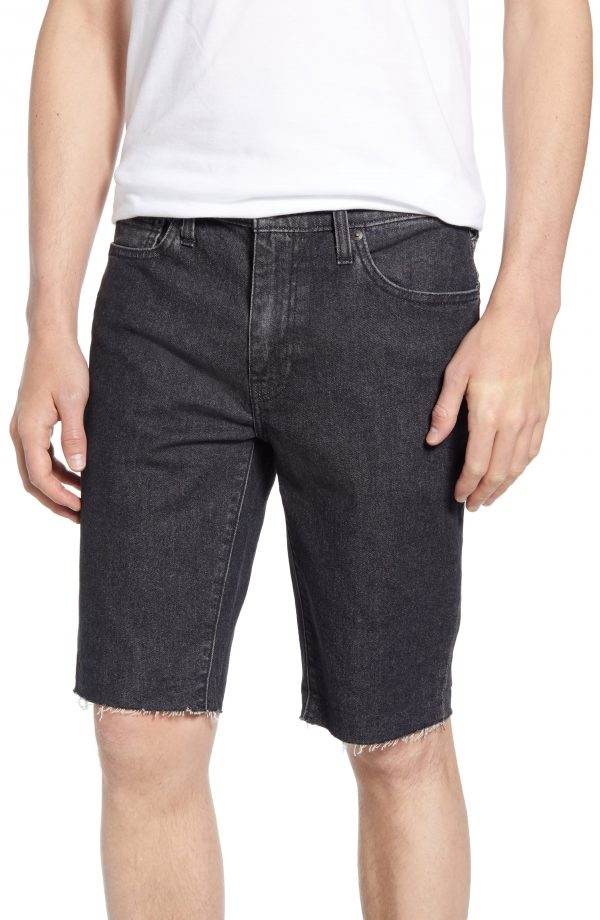 Men's Levi's 511(TM) Slim Fit Cutoff Denim Shorts, Size 29 - Blue