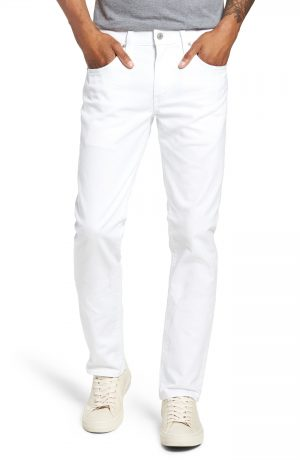 Men's Levi's 511(TM) Slim Fit Jeans, Size 36 x 32 - White
