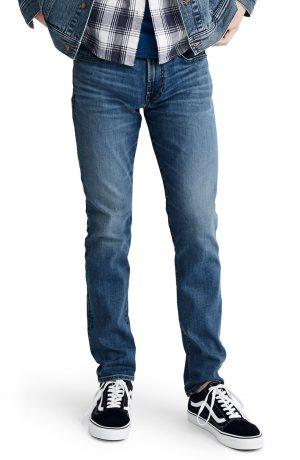 Men's Madewell Slim Jeans, Size 29 x 32 - Blue