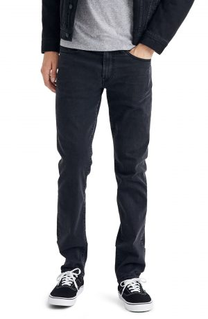 Men's Madewell Slim Jeans, Size 30 x 32 - Blue