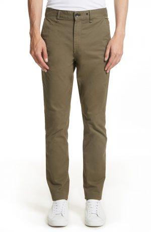 Men's Rag & Bone Fit 2 Slim Fit Chinos, Size 29 - Green