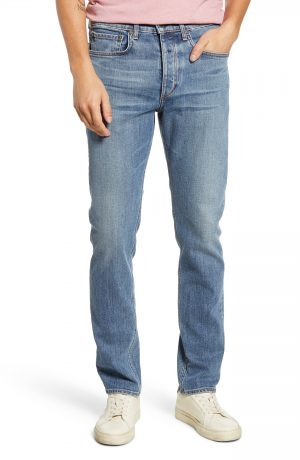 Men's Rag & Bone Fit 2 Slim Fit Jeans, Size 36 - Blue