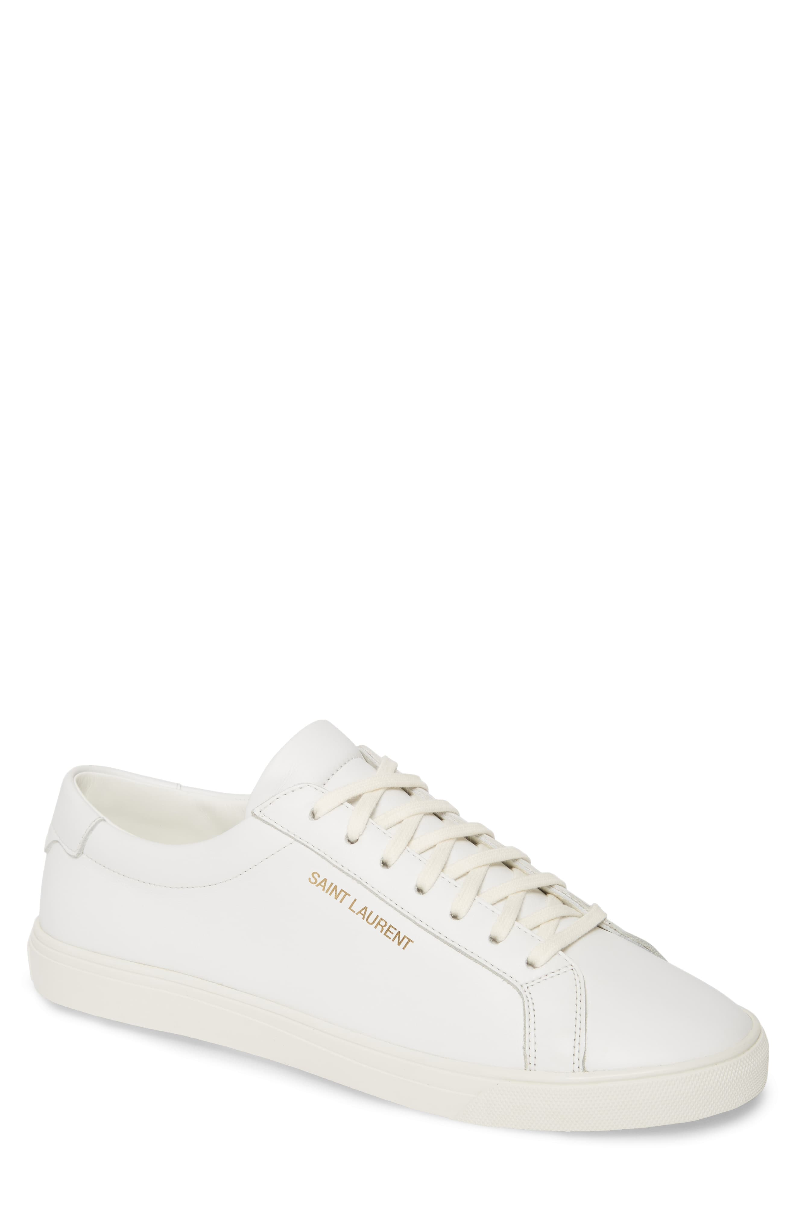 Saint Laurent Andy Low Top Sneaker