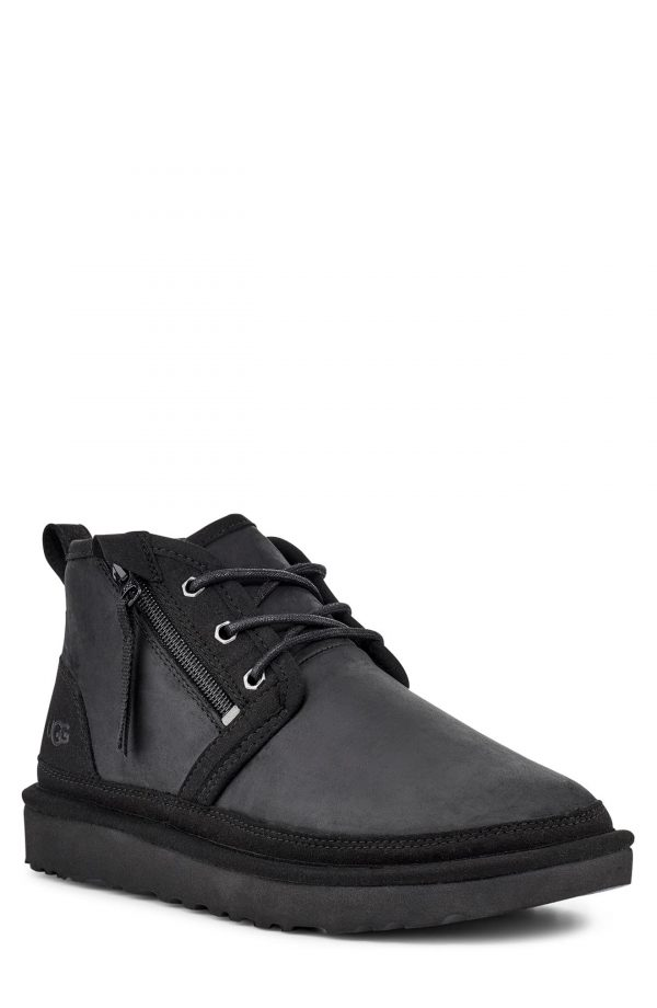Men's Ugg Neumel Chukka Boot, Size 13 M - Black