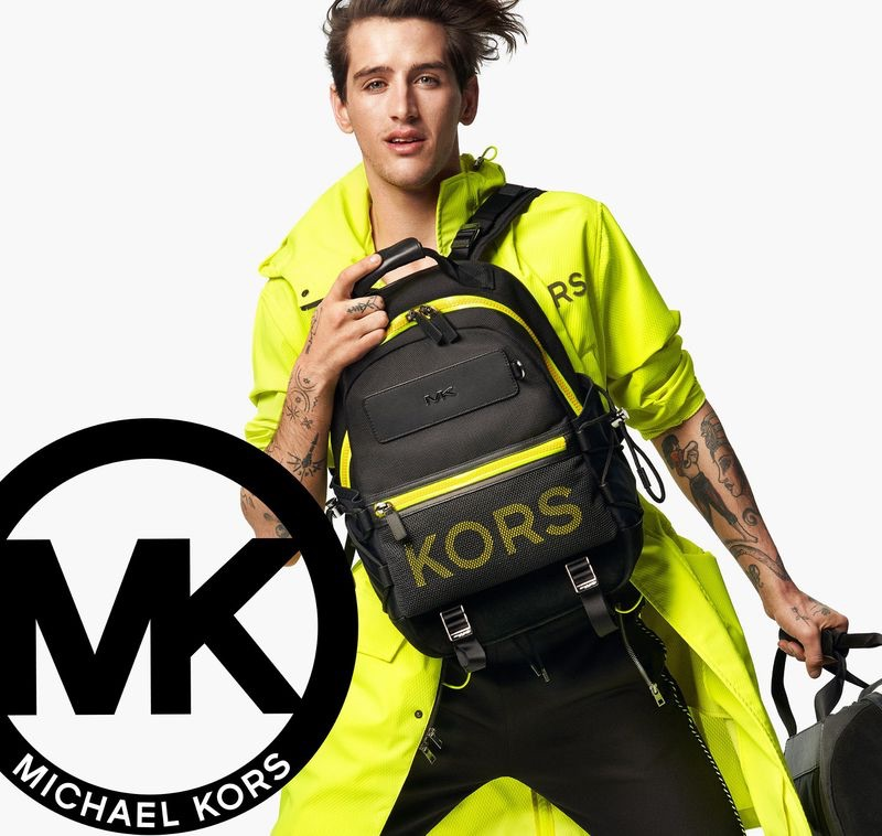 Michael Kors taps Austin Augie as the star of its summer 2019 campaign.