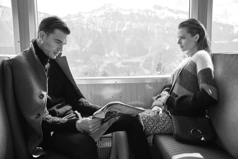 Nikola Jovanovic Heads to the Swiss Alps for In the Mood