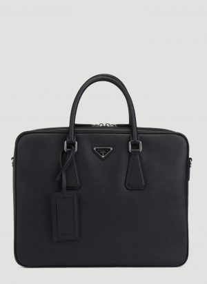 Prada Briefcase in Black size One Size
