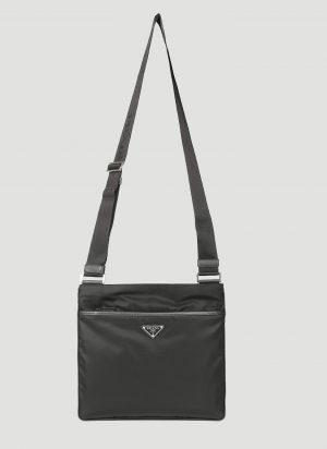 Prada Shoulder Bag in Black size One Size