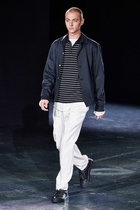 Rag & Bone Returns to Catwalk with Spring '20 Collection