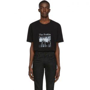 Saint Laurent Black The Smiths T-Shirt