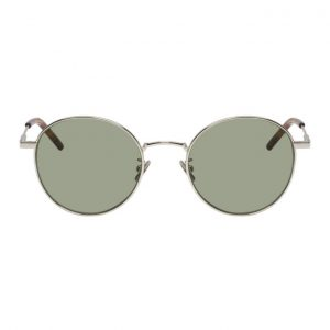Saint Laurent Silver Classic SL 250 Sunglasses